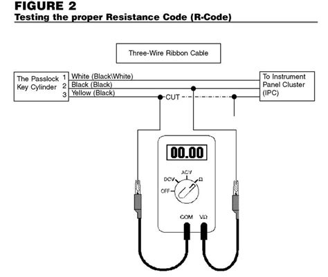 passlock resistor value wire dei 451m diagram dei free engine image for user manual