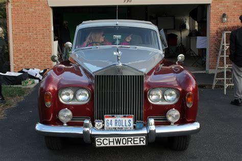 roll royce rollos turnerbudds car blog hollywood magic