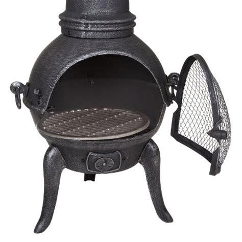 Cast Iron Chiminea Barbecue Large Cast Iron Chiminea Bbq Sale