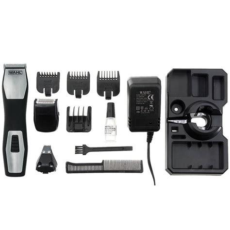 aparador wahl é bom aparador de pelos e barba clipper groomsman pro 4 em 1