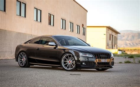 audi s5 modified vorsteiner audi s5 cars coupe black modified wallpaper
