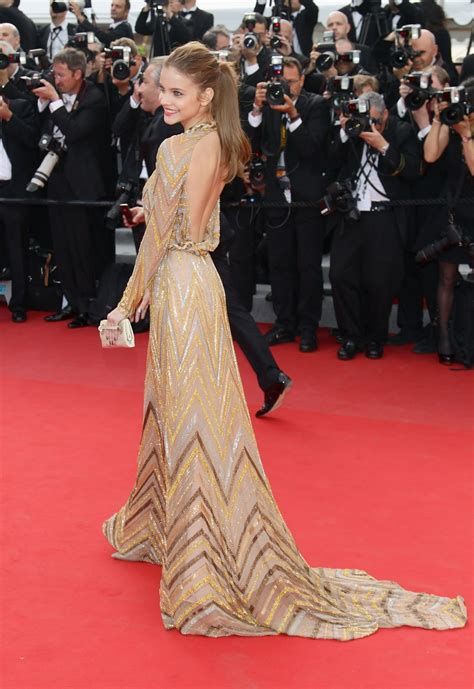 Dress Barbera barbara palvin quot lawless quot premiere 65th annual cannes