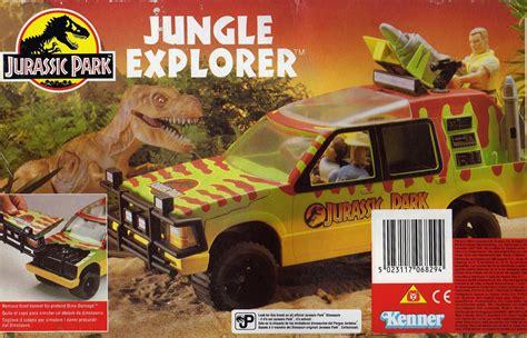 jurassic park jungle explorer ingennetjurassic park toys ingennet