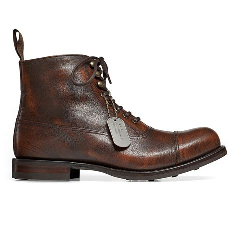 Boots R Style cheaney lancaster s copper ankle boot made in