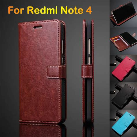Original Xiaomi Leather Wallet Card Holder Bag luxury card holder phone for xiaomi redmi note 4 leather flip cover for xiaomi redmi