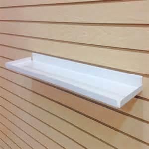 shelves for slatwall slatwall heavy duty steel metal shelf ivory rx 46 5 quot l