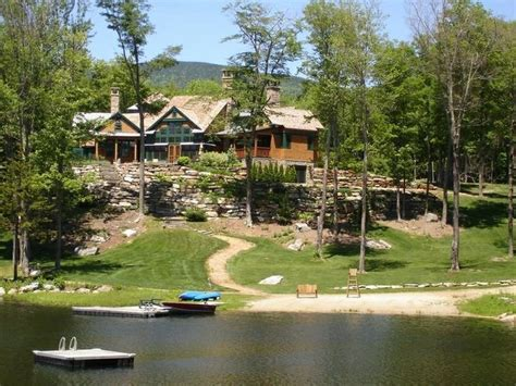 rustic log homes for sale in vermont studio design