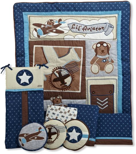 Aviator Crib Bedding Cocalo Lil Aviator Crib Bedding Collection Baby Bedding And Accessories