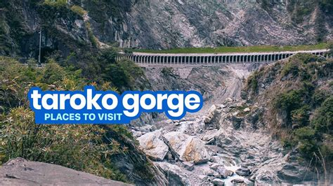 attractions spots hualien county taroko gorge taiwan 8 scenic tourist spots to visit