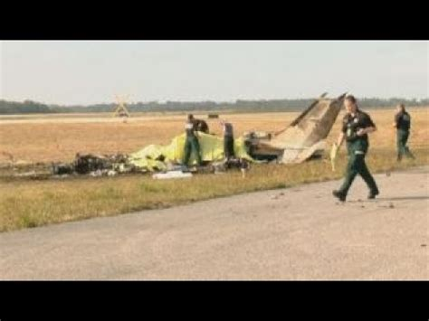 Plane With Smiths Leaves Florida by Small Plane Crash In Florida Leaves Several Dead