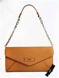 Guarantee 100 Authentic Dkny dkny saffiano leather clutch shoulder bag msrp 175 00