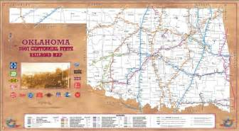 current oklahoma state railroad map