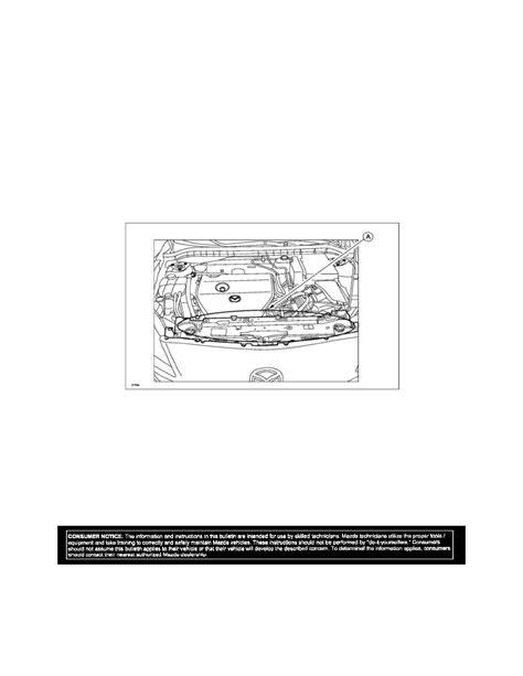 Mazda Workshop Manuals Gt Cx 7 Fwd L4 2 3l Turbo 2010