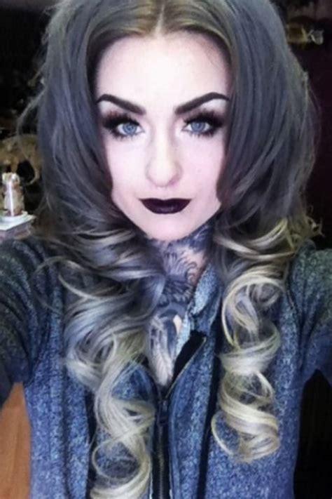 tattoo ink hair dye ryan ashley malarkey makeup hair etc pinterest