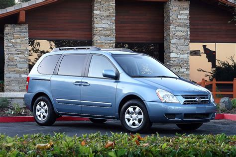 2008 kia sedona review ratings specs prices and photos