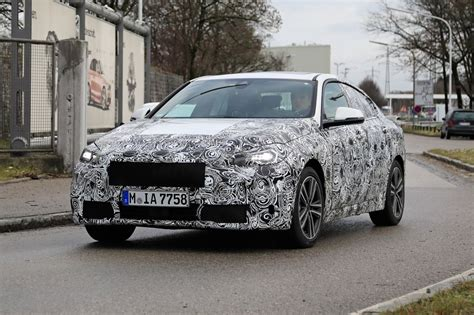 2019 Bmw 2 Gran Coupe by 2019 Bmw 2 Series Gran Coupe Spied To Rival The Next
