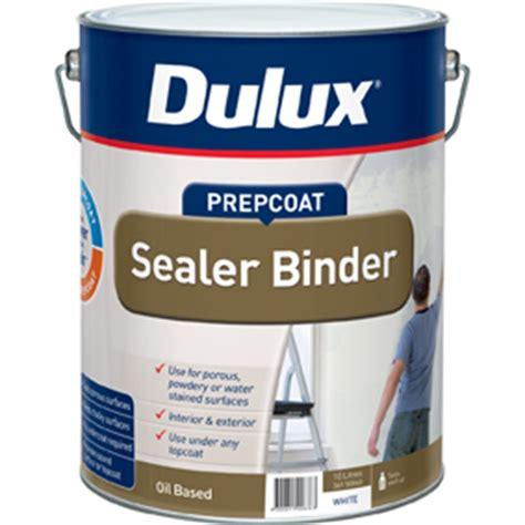 Dulux Water Seal Dulux Prepcoat 10l Based Sealer Binder Bunnings