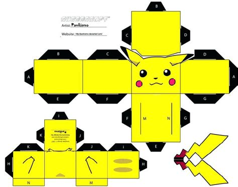 Papercraft Model Maker - 3d papercraft templates instavite me