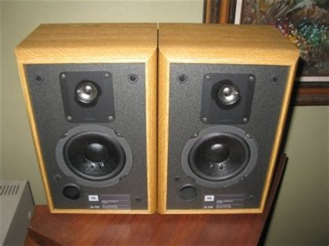 jbl 2500 bookshelf speakers audio and visual