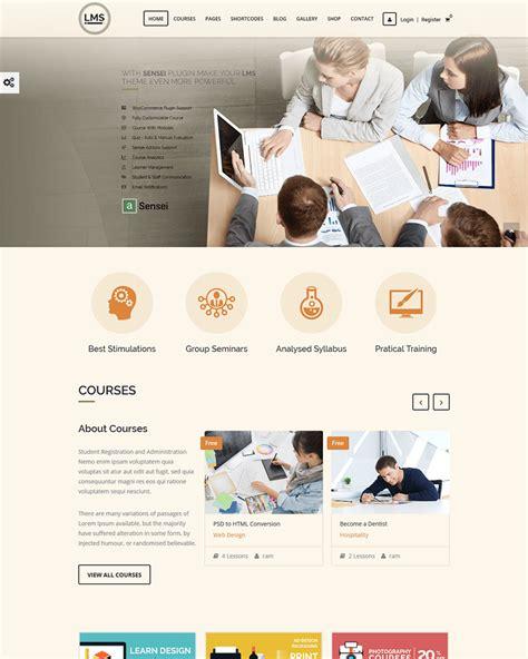 theme wordpress lms 20 best education wordpress themes of 2017 goodwpthemes