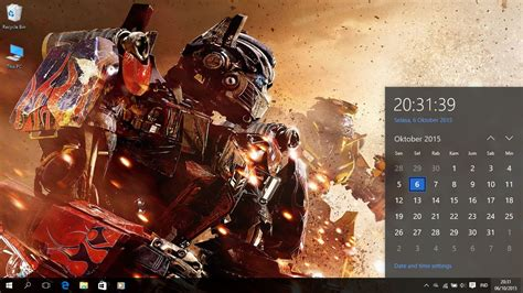 themes for windows 7 transformers free download optimus prime transformers 4 theme for windows 7 8 and 10