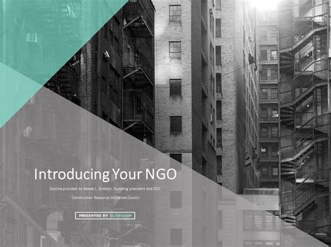 free ppt templates for ngo introduce your ngo with this slide slidedesign