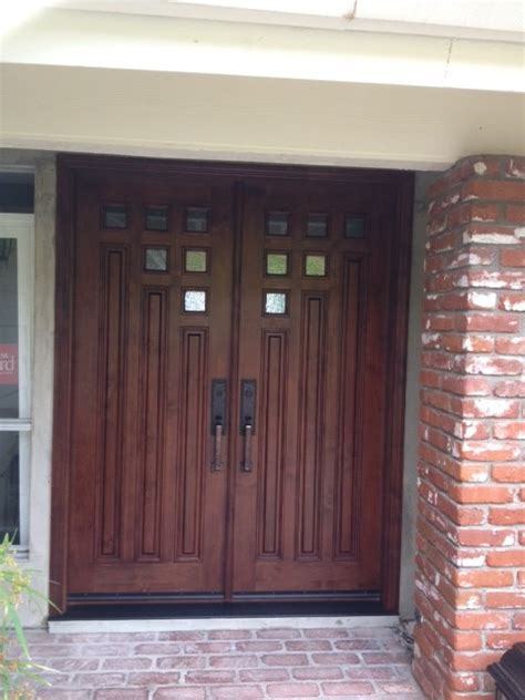Exterior Doors San Diego Entry Door Replacement Contemporary Front Doors San Diego By General Millwork Supply Inc