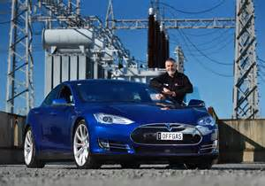 Electric Vehicles Dunedin Electric Car Leads Silent Revolution Otago Daily