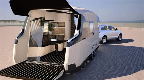 Caravisio concept camper   Pursuitist.in