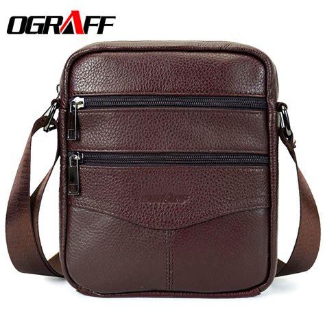 O Bags Leather ograff messenger bags luxury genuine leather bag designer high quality shoulder bag