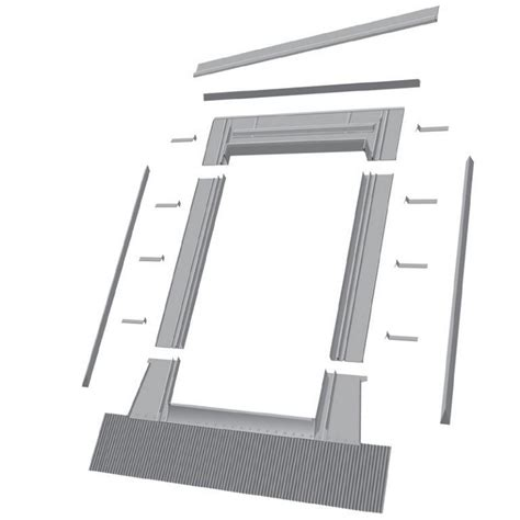 roof window kit roof skylight kits from velux fakro keylite