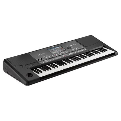 Keyboard Korg korg pa600qt arranger keyboard at gear4music