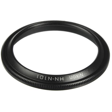 Nikon Lensa 10mm F 2 8 nikon hn n101 lens for 1 nikkor 10mm f 2 8 lens 3606 b h