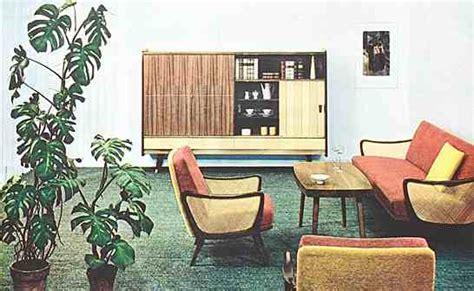 60er wohnzimmer m 246 bel der 60er jahre