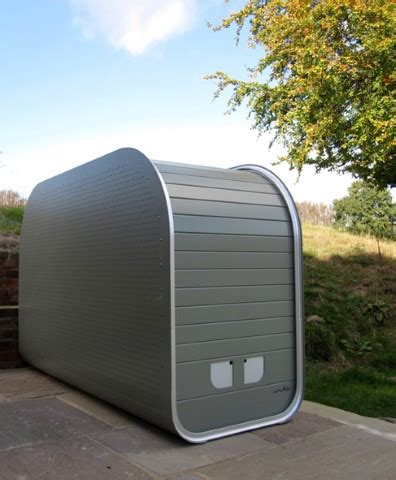 Secure Bike Sheds by 21 Secure Bike Shed Ideas From Around The Globe