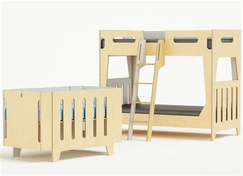 Crib That Converts To Toddler Bed Casa Crib Ingeniously Converts To Toddler Bed Bed And Bunk Beds Inhabitots