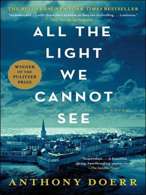 all the light we cannot see audiobook all the light we cannot see by anthony doerr 183 overdrive