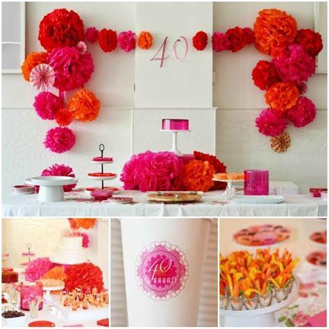 decoracion fiesta cumplea os adultos fiestas de cumplea 241 os para adultos ideas para la