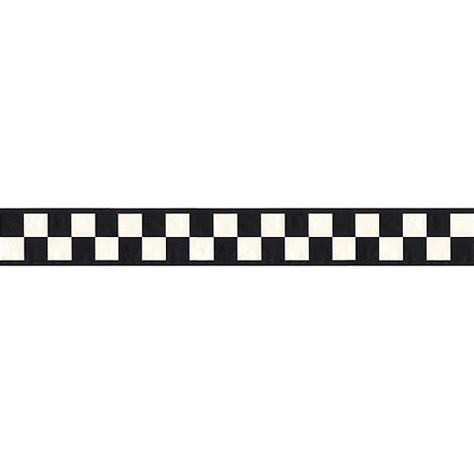 wallpaper border black and white check checkered wallpaper border walmart com