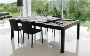 Pool Table Converts To Dining Table by Flip For 4 Clever Pool Tables That Convert