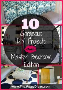 Diy Ideas For Bedrooms 10 Gorgeous Diy Projects Master Bedroom Edition