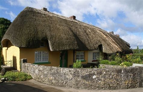 cottage irlanda le cottage traditionnel irlandais