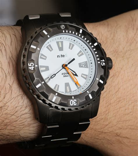 nite aqua tritium dive review ablogtowatch
