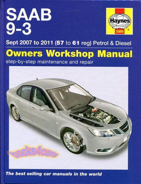 how to download repair manuals 2005 saab 9 2x navigation system shop manual 9 3 service repair saab haynes 93 book workshop guide ebay