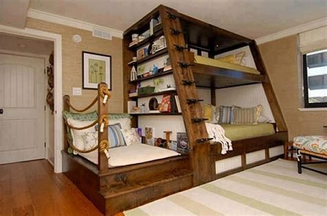 awsome beds awesome bunk beds home decorating ideas