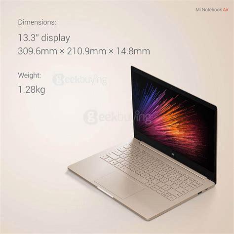 Xiaomi Mi Notebook Air 13 3inc xiaomi mi notebook air 13 3 inch laptop silver