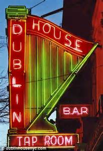 dublin house nyc from sidecars at p j clarke s to dinner at sardi s the real life mad men locations