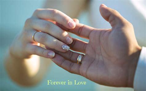 Forever In 15 forever in rings wedding hd wallpaper 15