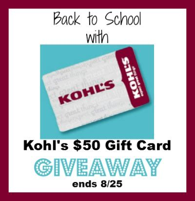 Kohl S Giveaway - how kohl s made me an awesome kindergarten mom findyouryes raising whasians