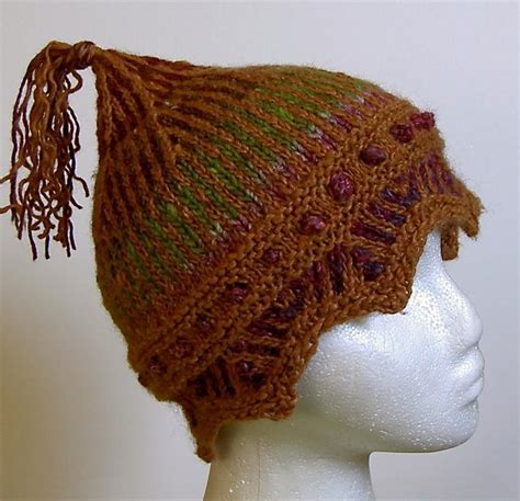 renaissance knitting patterns renaissance hat by carolyn doe craftsy